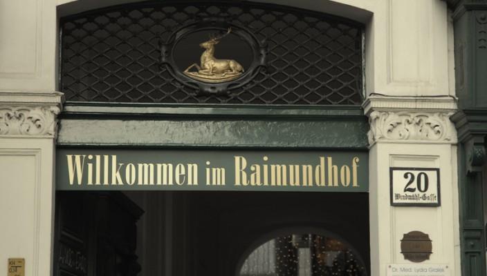 Freiwilliger Durchgang - Raimundhof