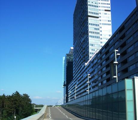 Die Donau City