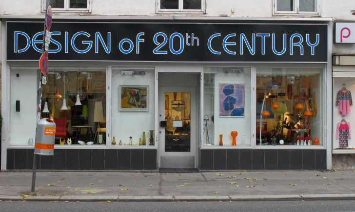 Design of the 20th Century Shop Foto: stadtbekannt.at