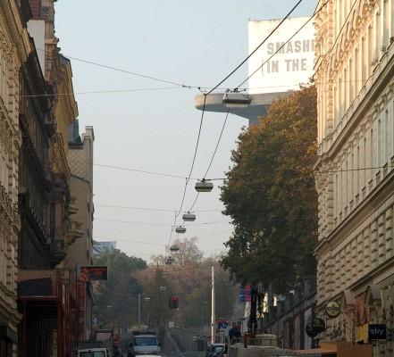 Ein Streifzug entlang der Gumpendorferstraße