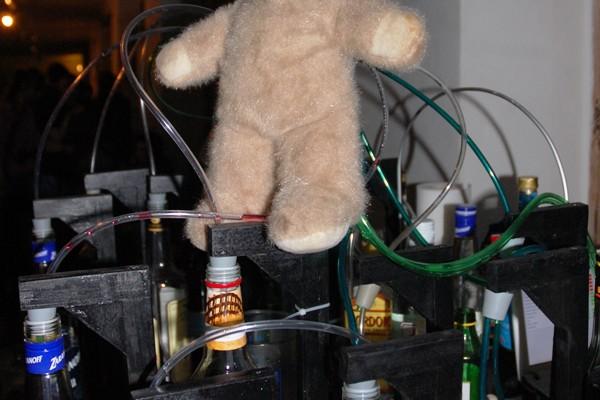 Cockers Bar Roboter