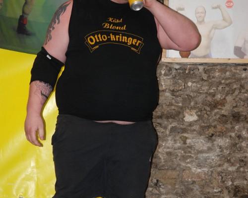 Der Champion, Otto Kringer