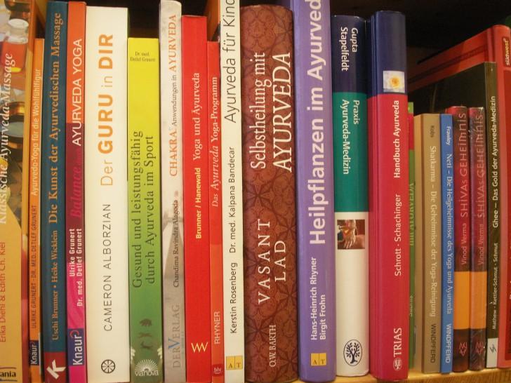 Kräuterdrogerie Literatur