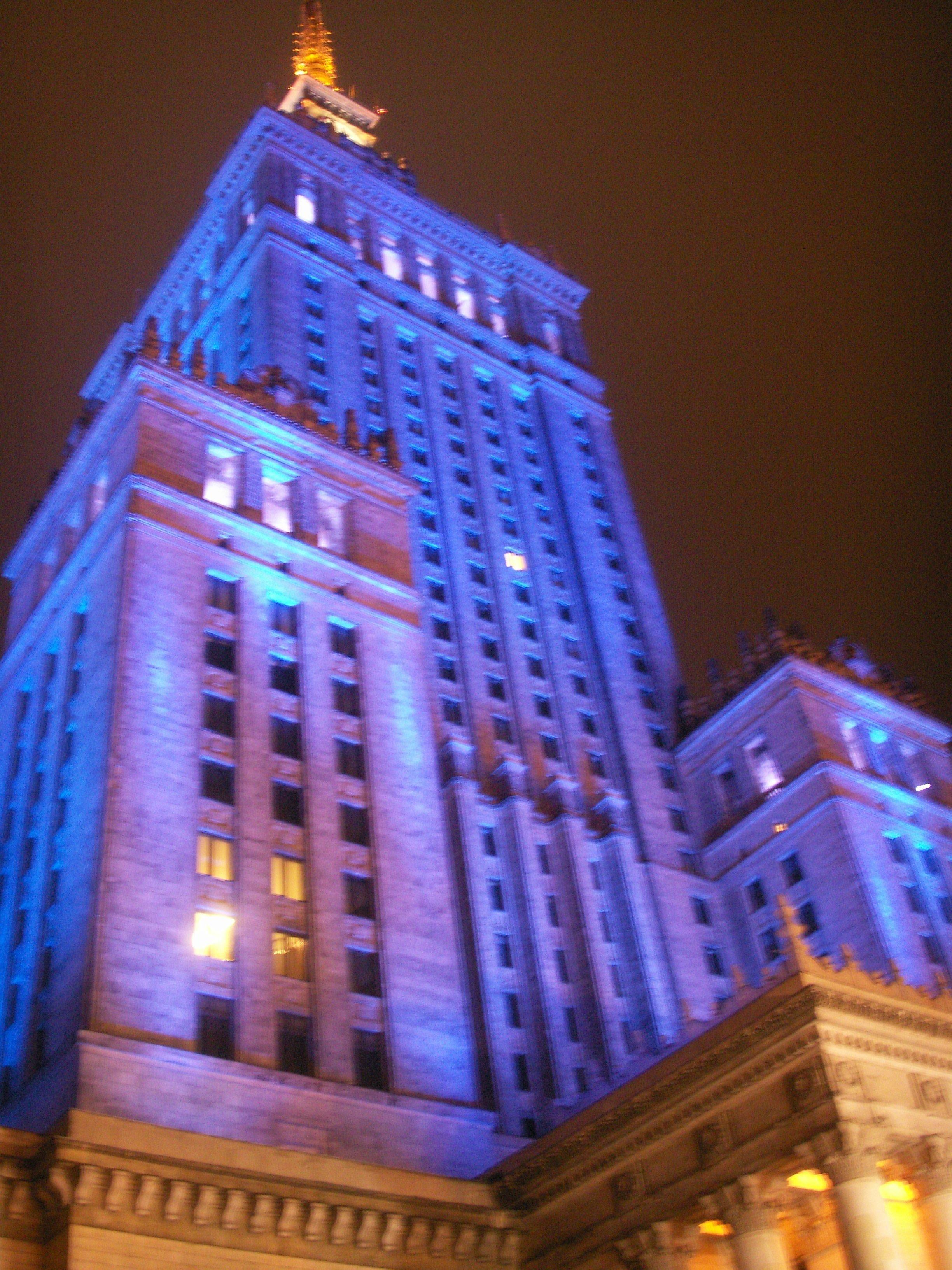 Warschau – Stalin trifft Moderne