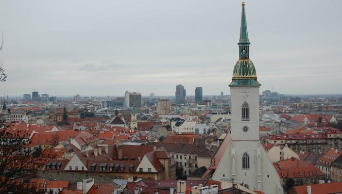 Auf nach Bratislava
