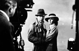 Casablanca Filmset (c) Photofest