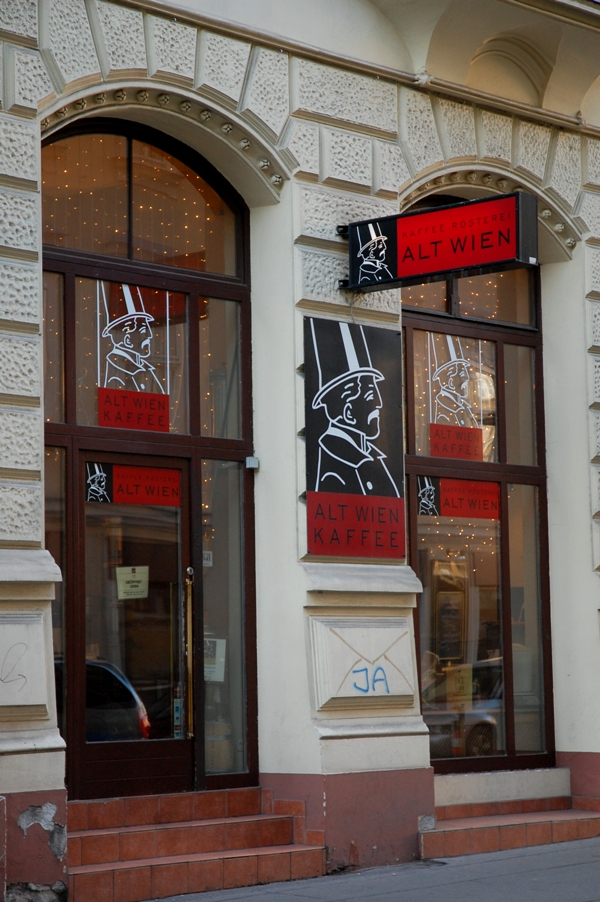 Alt Wien Kaffee Shop (c) STADTBEKANNT