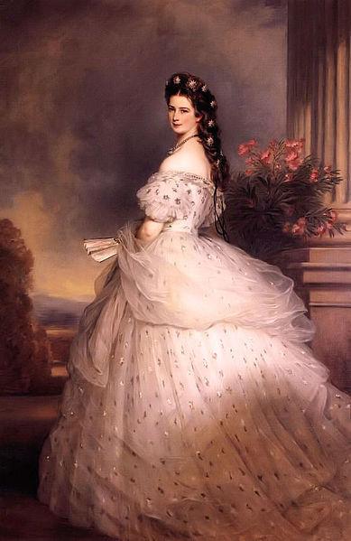 Kaiserin Elisabeth von Franz Xaver Winterhalter