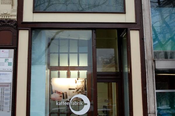 Die Kaffeefabrik