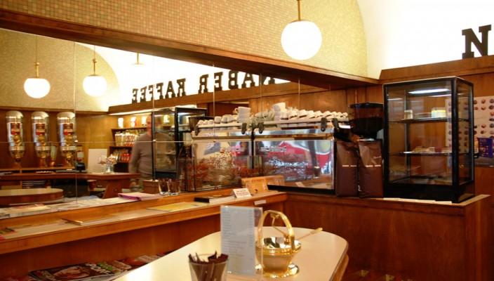 Die großen altehrwürdigen Wiener Kaffeerösterein