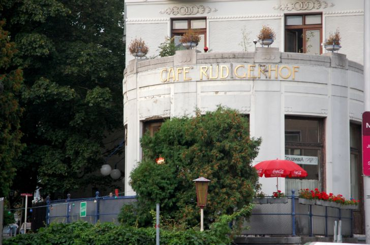 Cafe Rüdigerhof (c) stadtbekannt.at