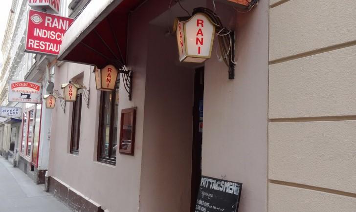 Rani - indisches Restaurant