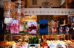 Süße Versuchungen in der Gegend vom Naschmarkt und Freihausviertel