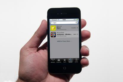 Mjam App1