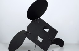 Claes Oldenburg Geometric Mouse, Scale C, 1971, mumok erworben 1976 Photo: mumok © Claes Oldenburg