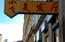 Little Chinatown in Wien
