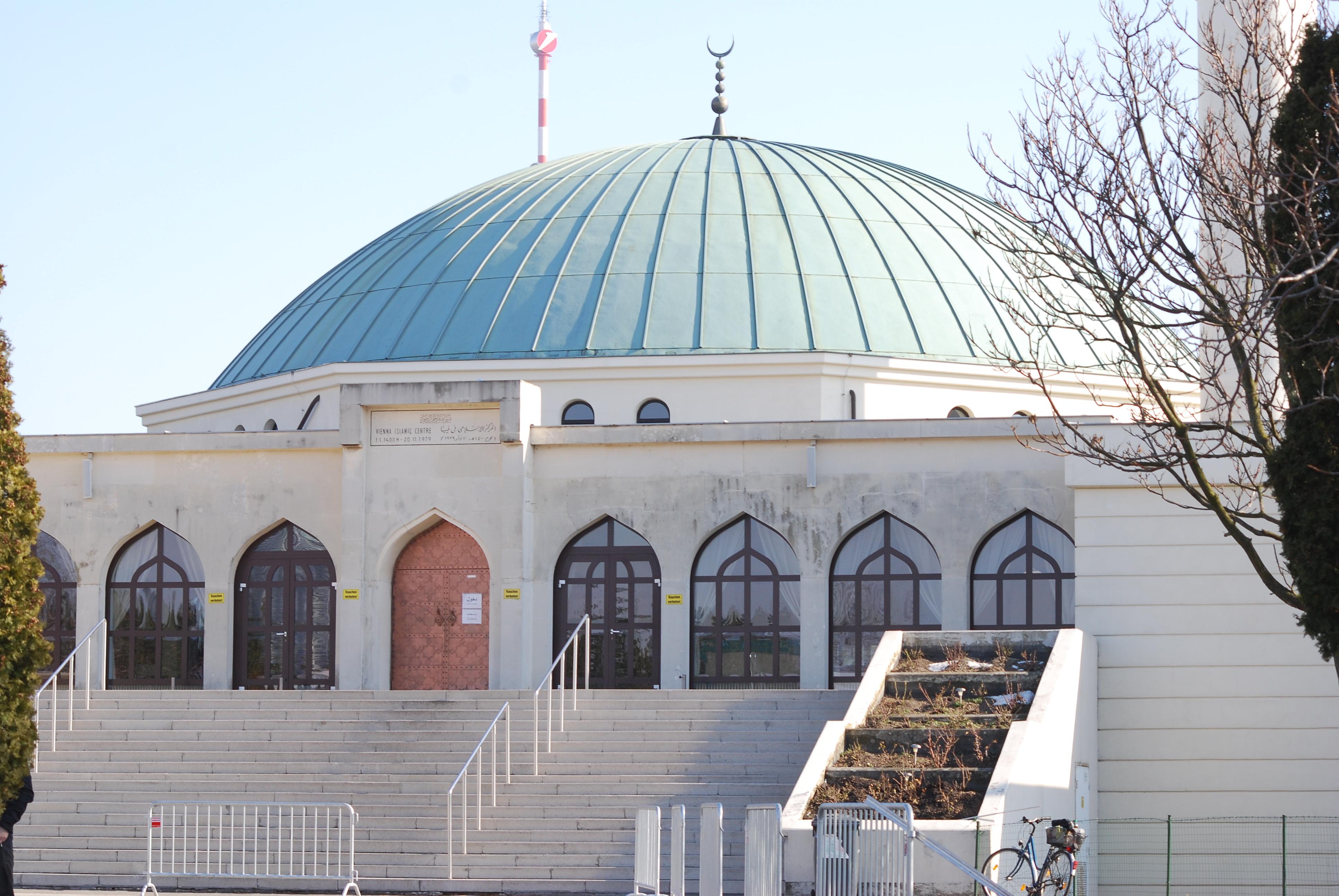 Wiener Moschee (c) stadtbekannt.at