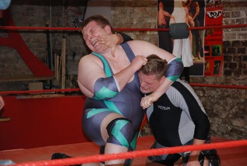 Wrestling. Ein Sport nach Drehbuch.