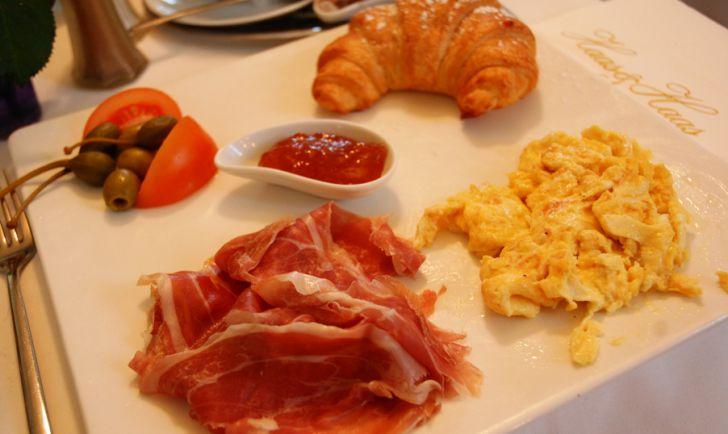 Teehaus Haas & Haas Italienisches Frühstück