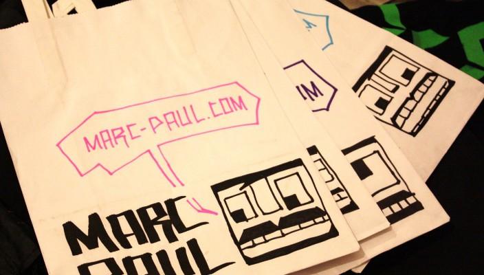 Marc Paul - das fluoreszierende Label