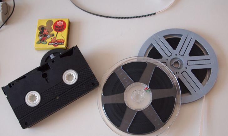 Diverse Videoformate