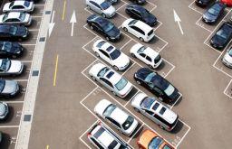Parken und Parken lassen