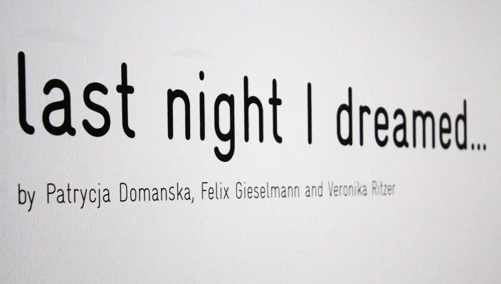 Patrycja Domanska & Felix Gieselmann