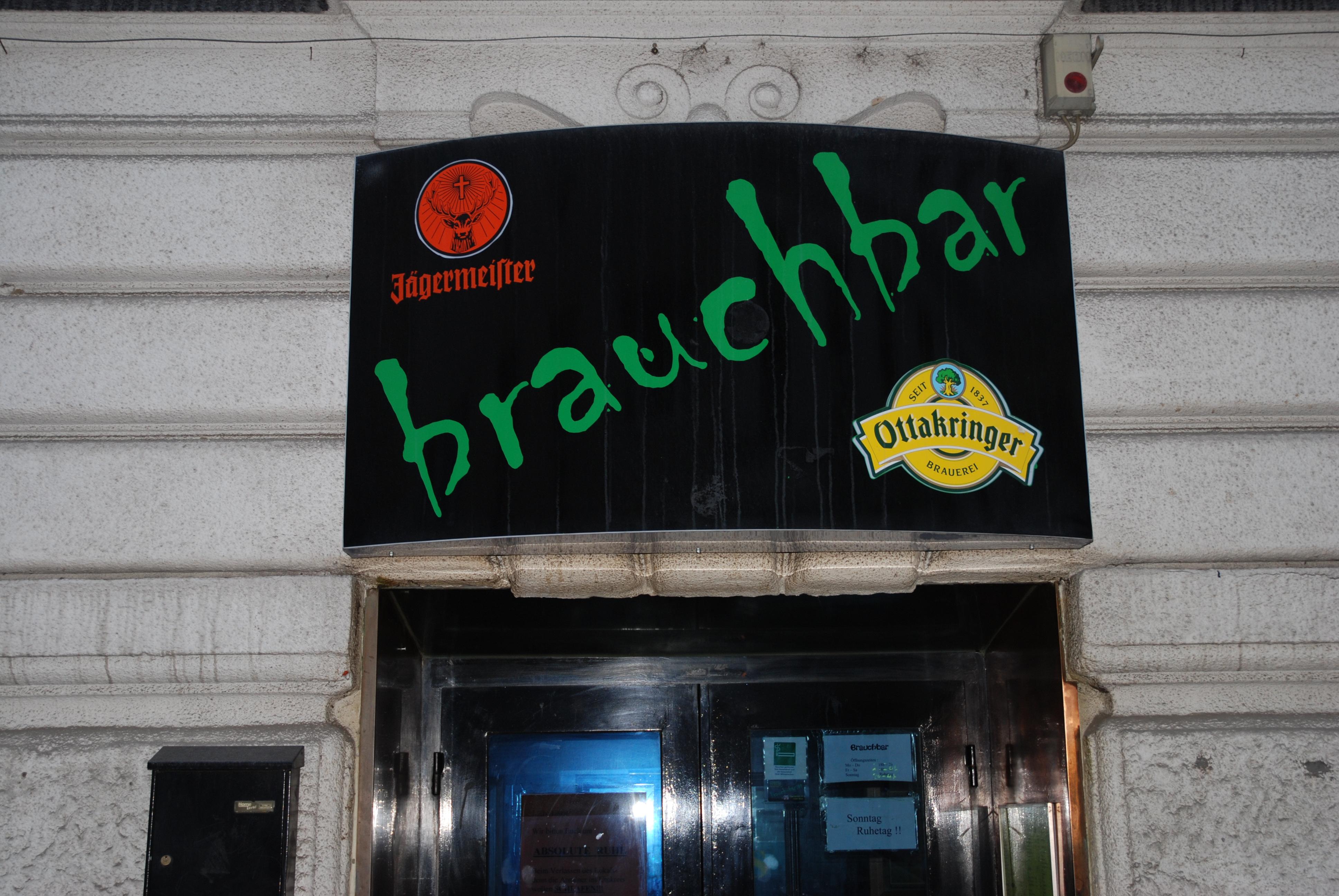 Wiens skurrilste Lokalnamen - Das Logbuch einer Zechtour