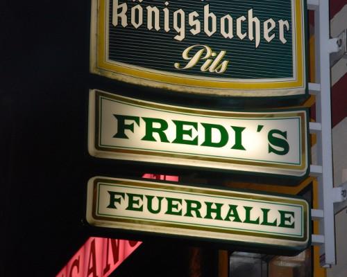 Fredi's Feuerhalle