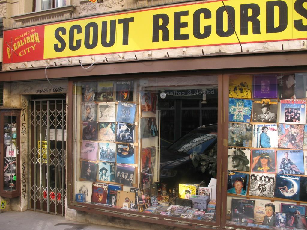 Scout Records und Fischer Music