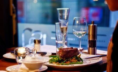 Flatschers Steak (c) Foto Einwurm