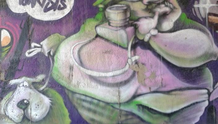 Graffiti Tourist?