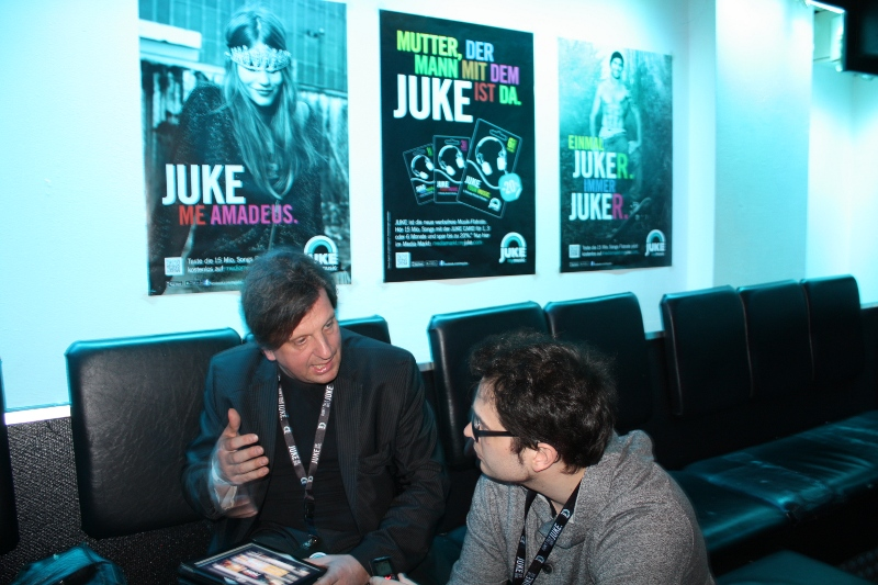 Juke Interview (c) STADTBEKANNT