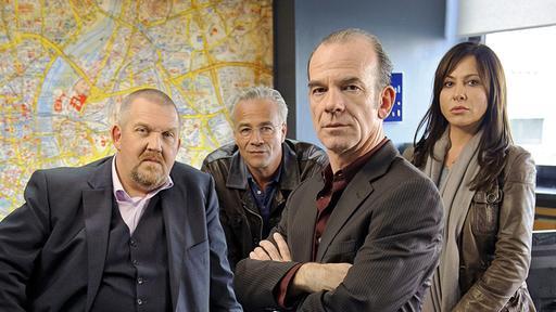 Schenk, Ballauf, Keppler und Saalfeld (Bild: WDR/ Willi Weber)