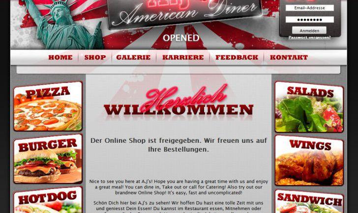 AJ's American Diner (c) AJ's American Diner