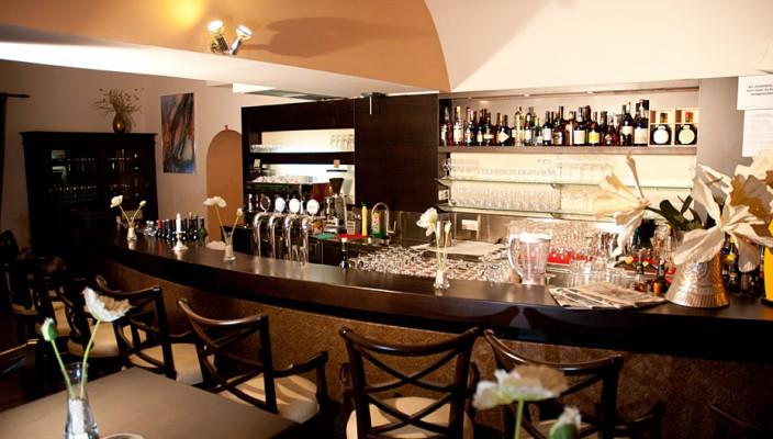 Restautant Schubert, Bar