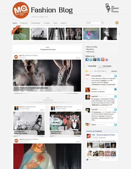 MQ Fashionblog