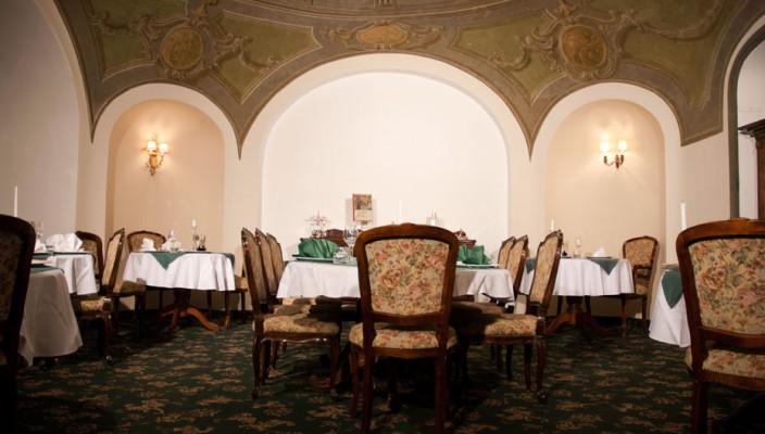 Restautant Schubert, Barockzimmer