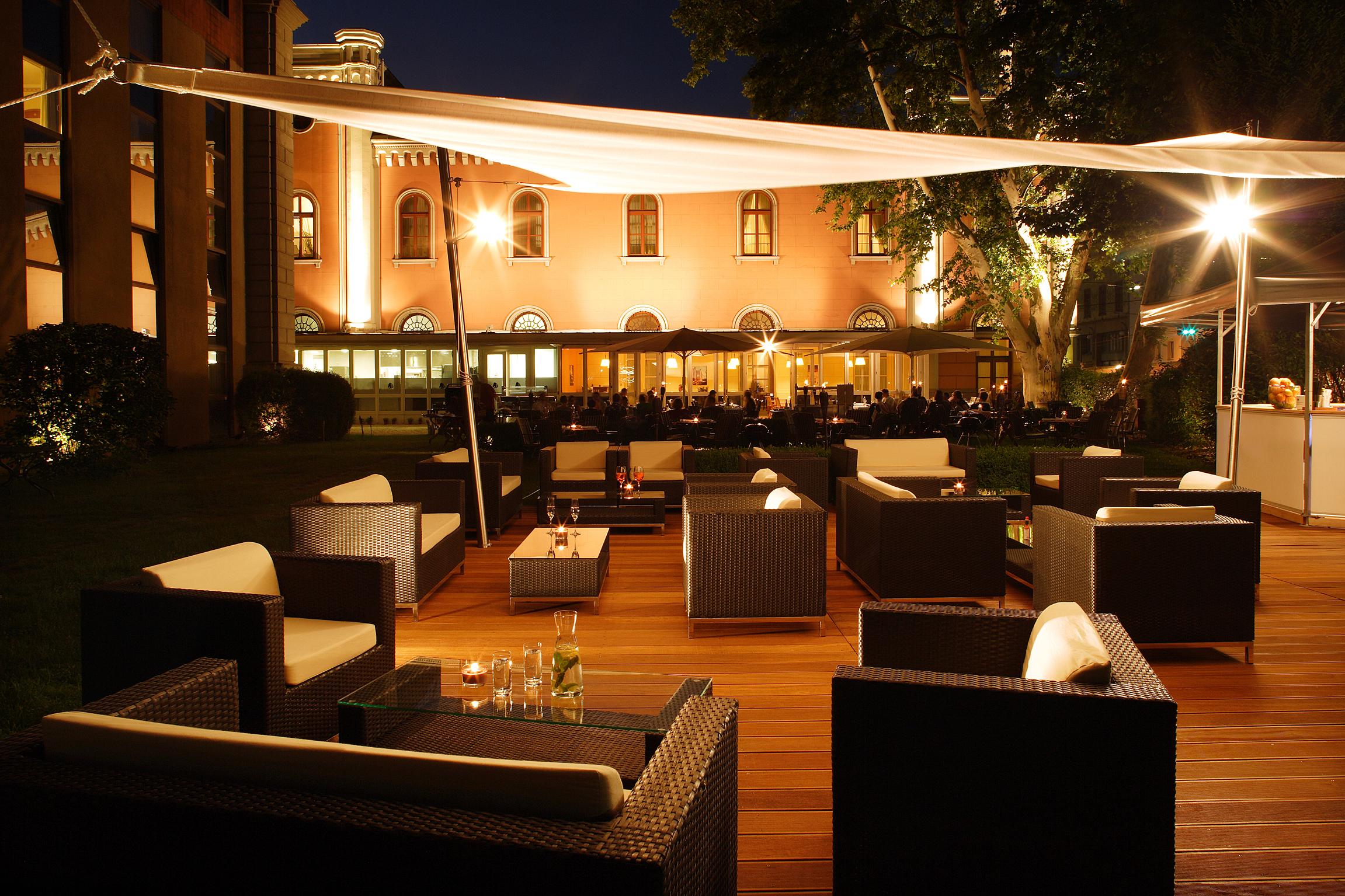 Restaurant Borromäus (c) Renaissance Hotel