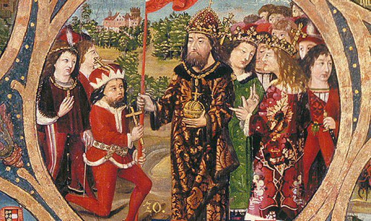 Herzog Leopold V. der Tugendhafte