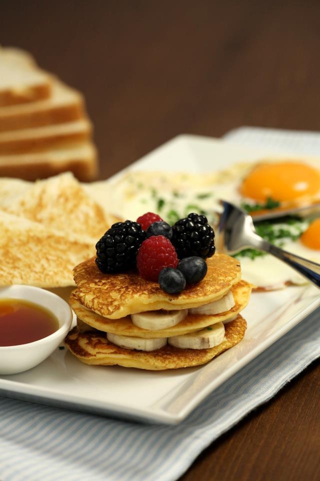 Frühstück im edison Foto: edison