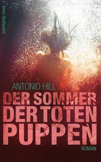 Antonio Hill - Der Sommer der toten Puppen