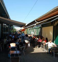 DOAN Frühstücken am Naschmarkt (c) STADTBEKANNT