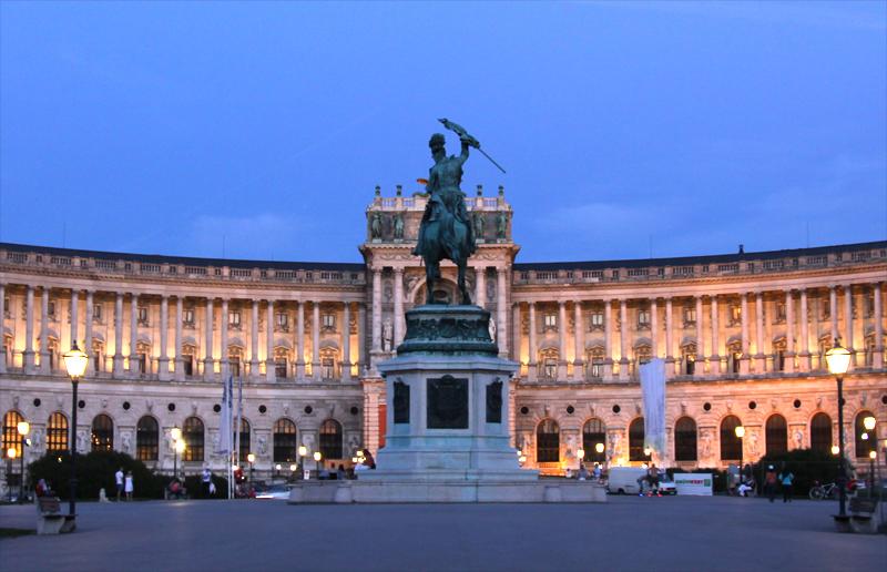 Wohin in Wien? 29.6. - 5.7.2012