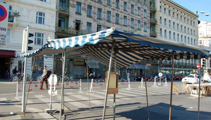 Der Flohmarkt am Naschmarkt
