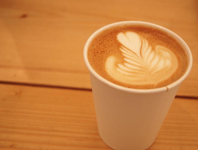 Foto: STADTBEKANNT Latte Art: Kaffeemodul