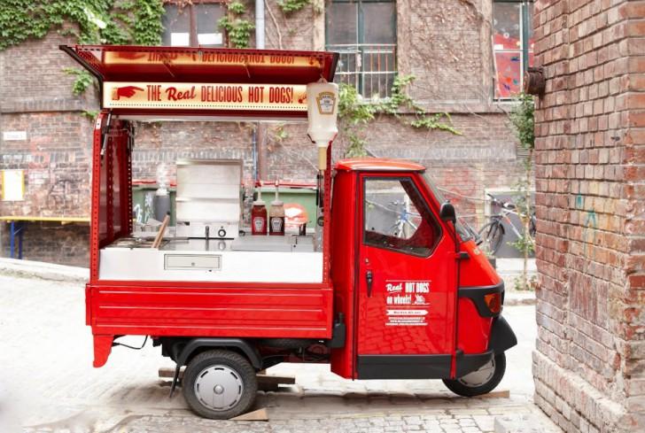 Hildegard Wurst Mobil (c) Hildegard Wurst