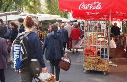 Brunnenmarkt Yppenmarkt Foto: STADTBEKANNT