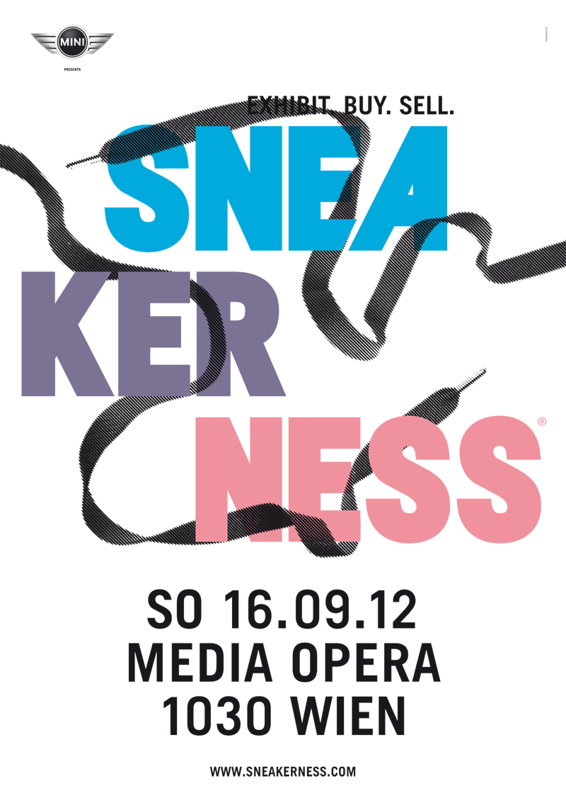 Sneakerness 2012 Plakat