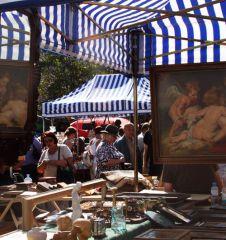 Flohmarkt Naschmarkt (c) stadtbekannt.at